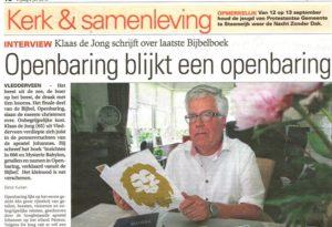 klein_kop interview Steenwijker 3 juli 2015