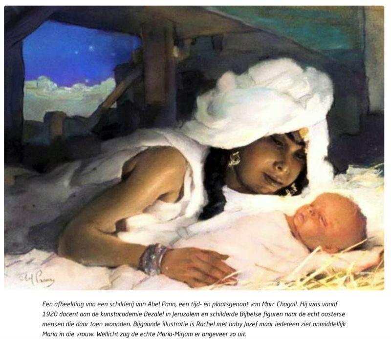 Hebben we Maria van Joodse identiteit beroofd? 2