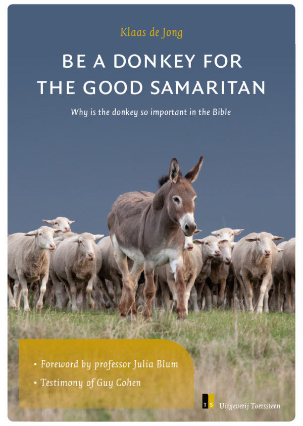 Be a donkey for the Good Samaritan 1