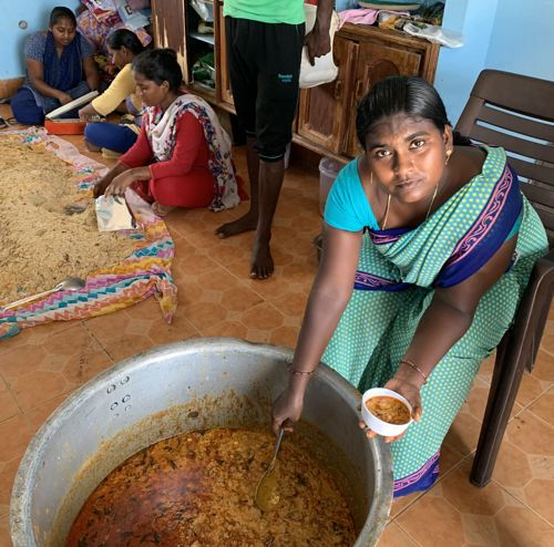 Raad van Kerken Steenwijk steunt voedselhulp 'onaanraakbaren' in India